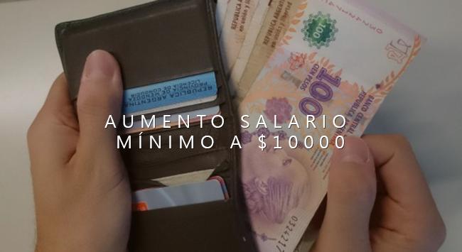 Salario Mínimo, Vital y Móvil