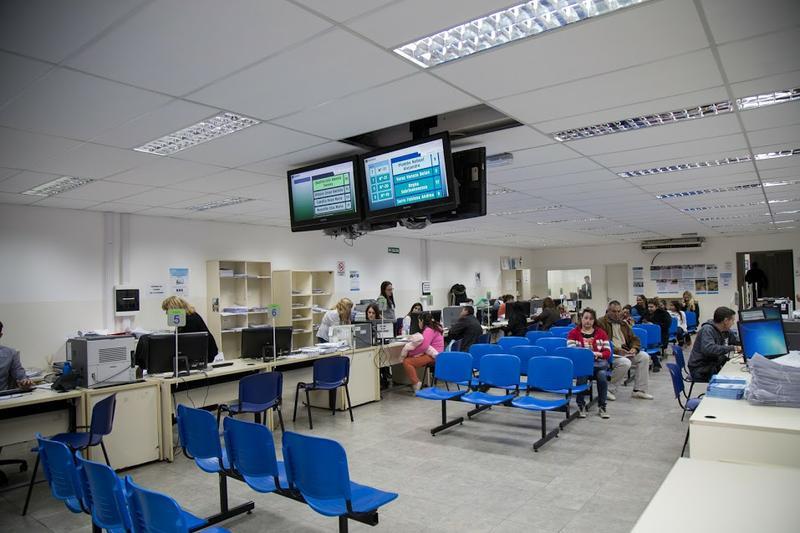 Oficinas de ANSES abiertas